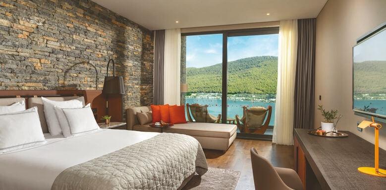 Lujo Hotel, superior room