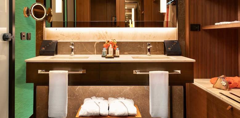 Lujo Hotel, terrace room