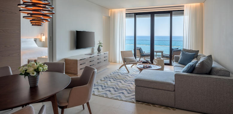 Amara, two bedroom deluxe suite