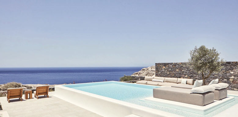 Canaves Oia Epitome, Epitome pool