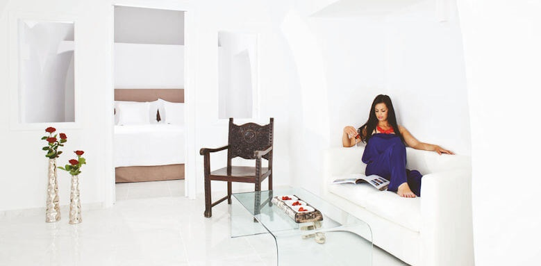 Canaves Oia Hotel, junior suite