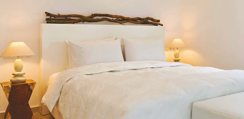 Cavo Bianco, standard double room
