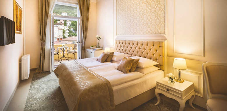 Remisens Premium Grand Hotel Palace, standard balcony suite