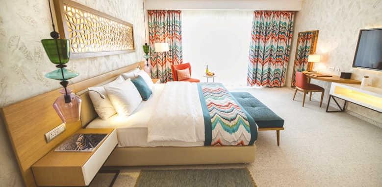 The Chedi Lustica Bay, superior room