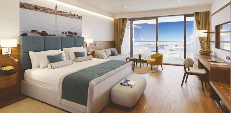 Valamar Collection Marea Suites, premium family suite