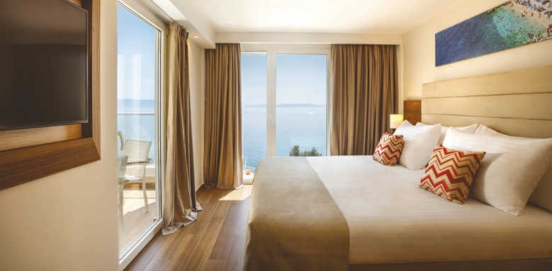 Valamar Collection Girandella Resort, junior family room with sea view