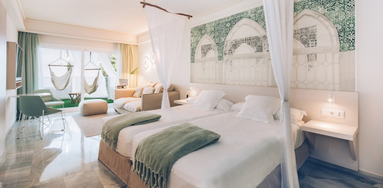 iberostar marbella coral beach, do nothing double