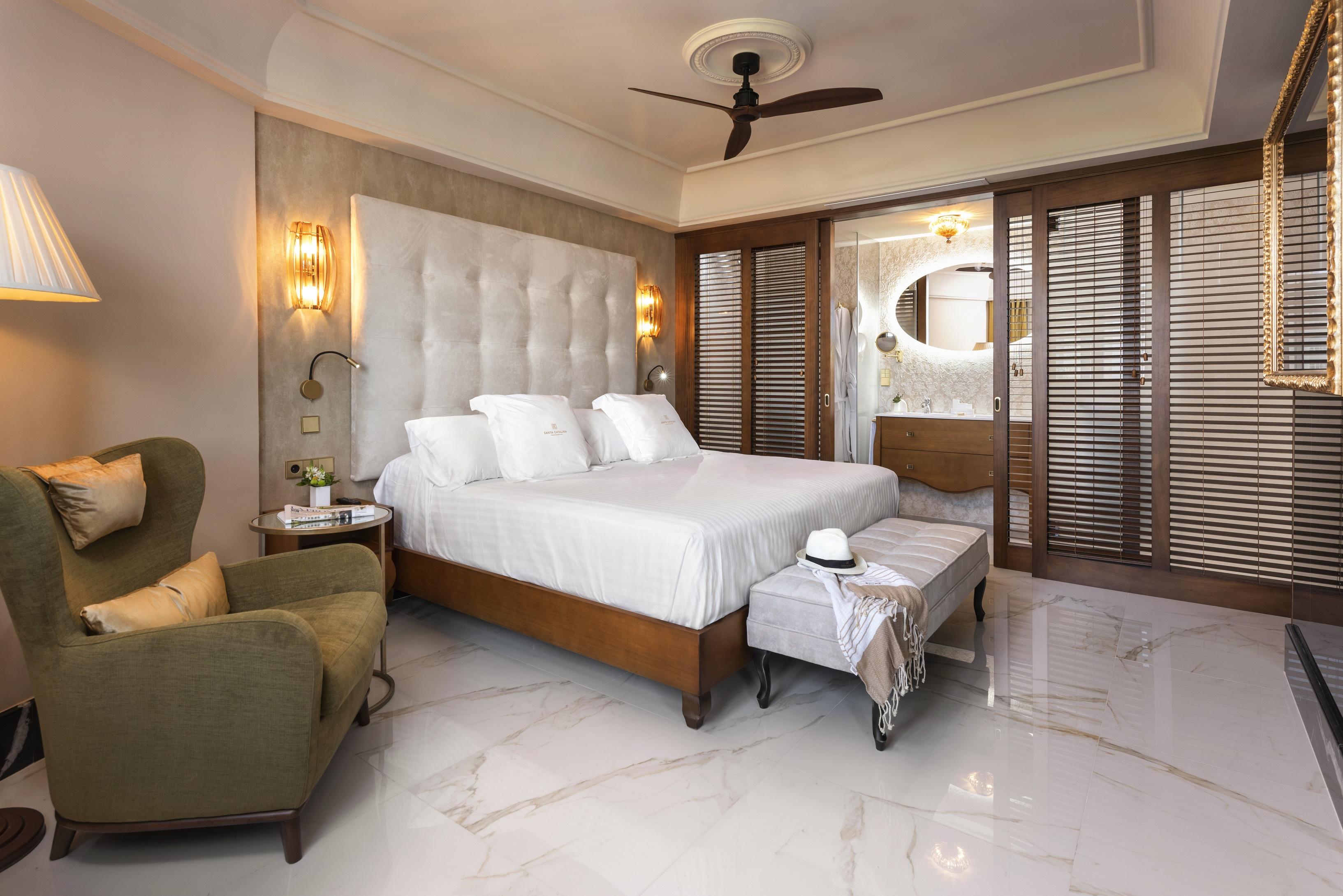 Santa Catalina, junor suite premium
