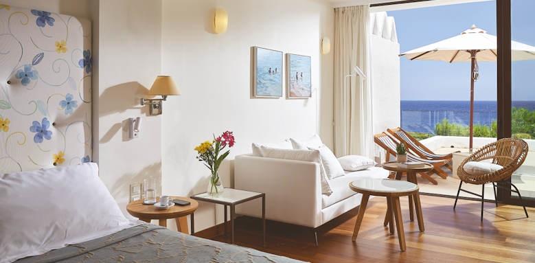 st nicolas bay, classic junior suite