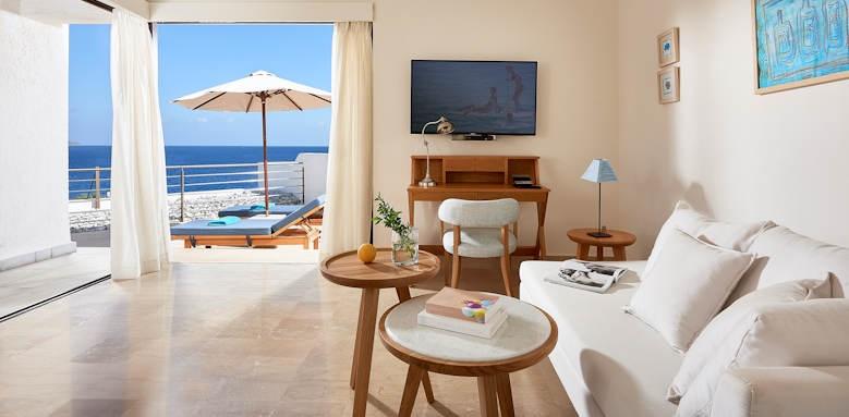st nicolas bay, classic suite