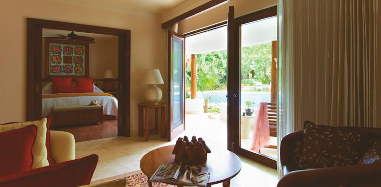 Belmond Maroma Resort & Spa, Master Suite Garden View Room Image