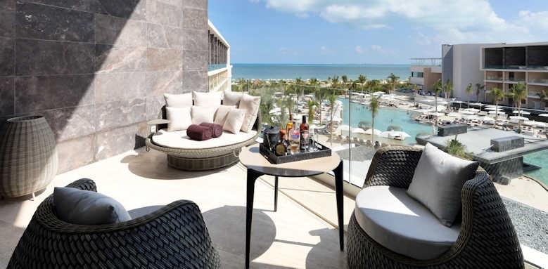 TRS Coral Hotel, loft suite