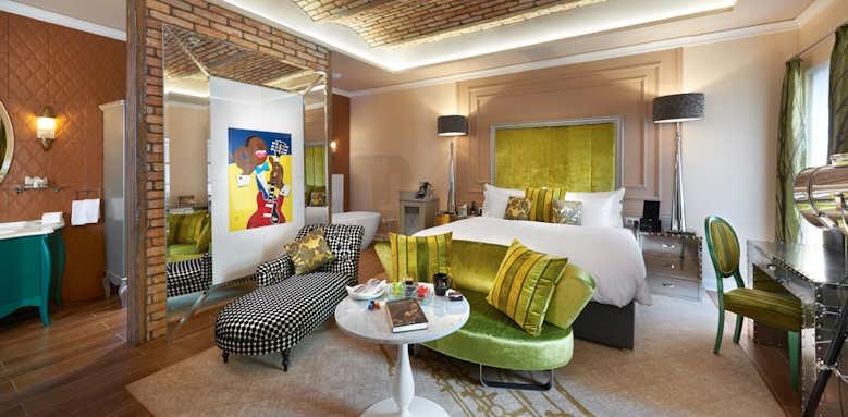 Aria Hotel Budapest, Aria Signature Music room