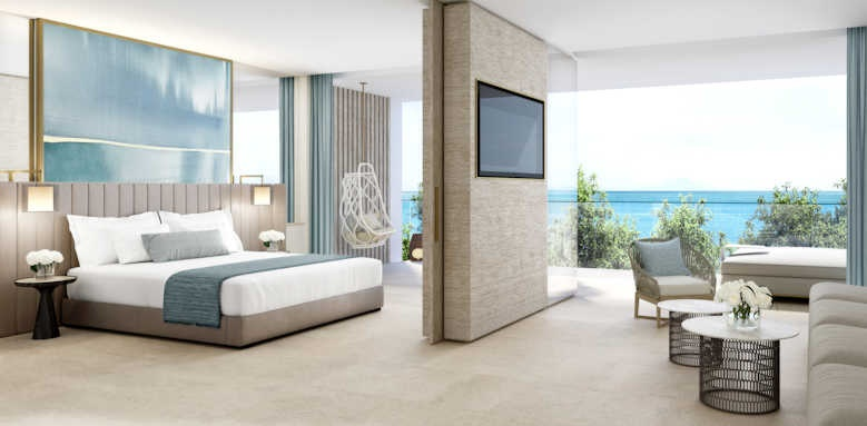 Ikos Andalusia, , deluxe one bedroom suite with balcony