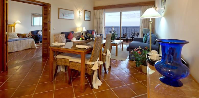 Albatroz Beach & Yacht Club, suite