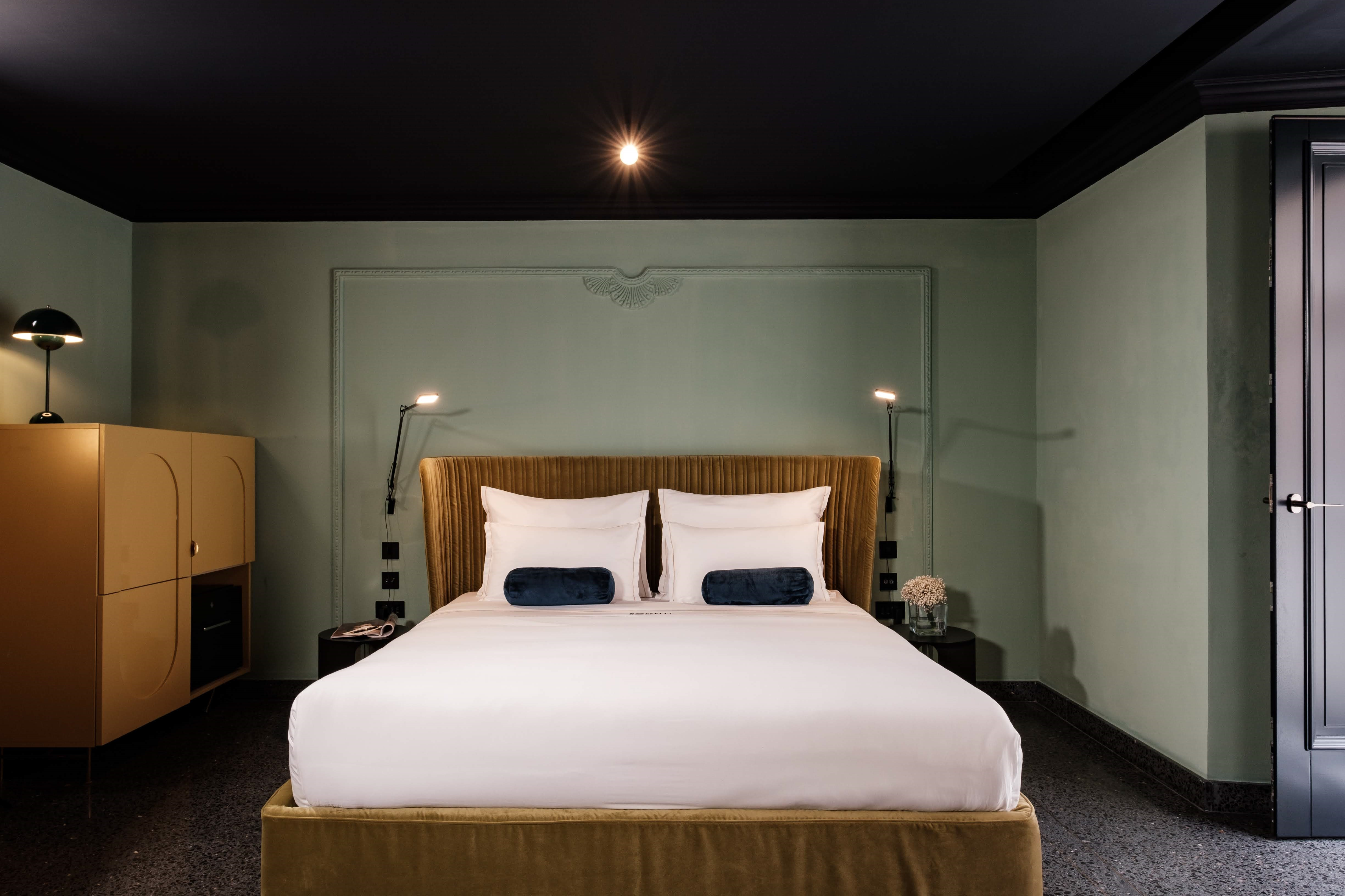 Rosseli, Maruzzo comfort rooms