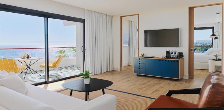 H10 Atlantic Sunset,  suite privelige