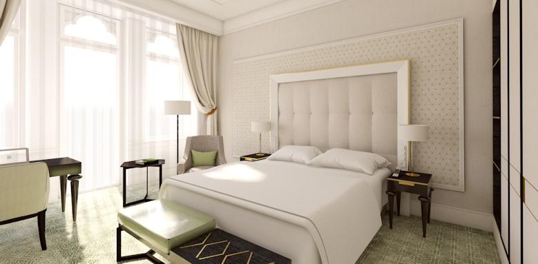Parisi Udvar Hotel, standard city view room