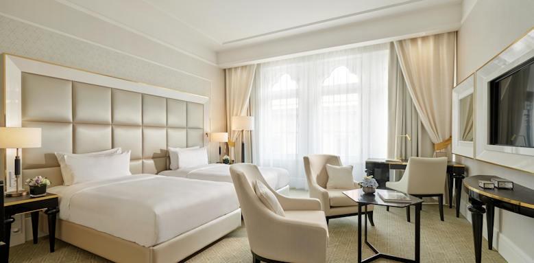 Parisi Udvar Hotel, deluxe room