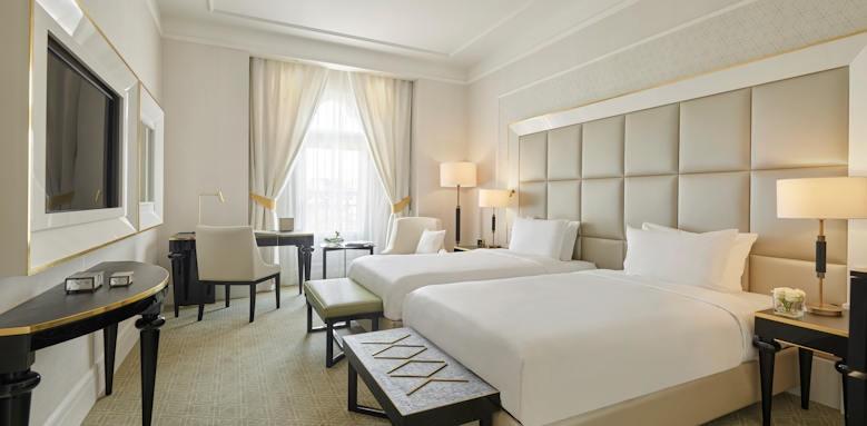 Parisi Udvar Hotel, city view