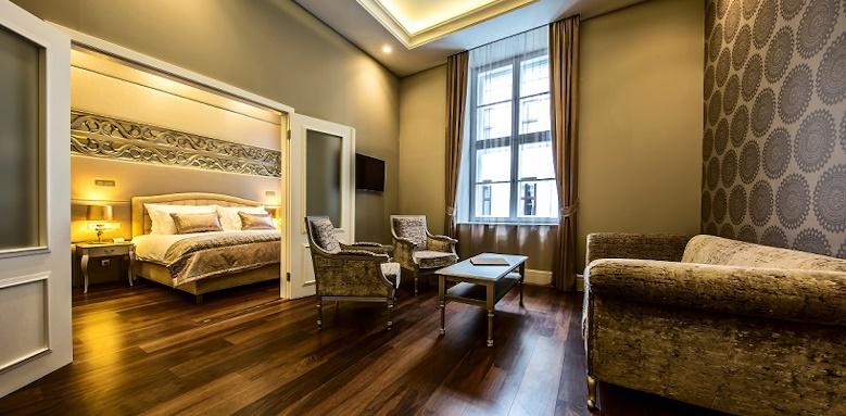 Prestige Hotel Budapest, suite