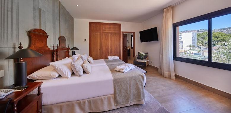 Hesperia Villamil, Standard Double Room