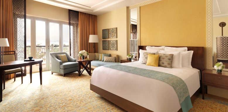 The Ritz-Carlton, Dubai, deluxe room