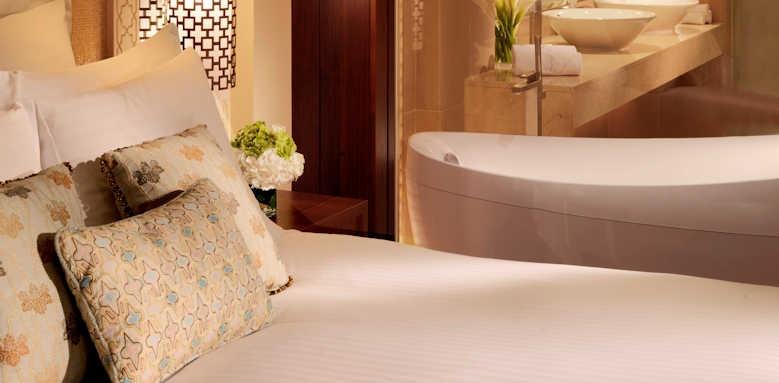 The Ritz-Carlton, Dubai, club deluxe room