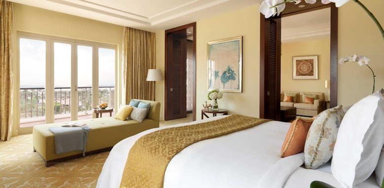 The Ritz-Carlton, Dubai, One bedroom suite