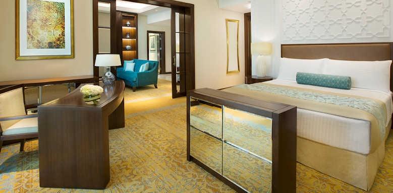 The Ritz-Carlton, Dubai, one bedroom gold suite