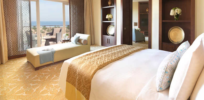 The Ritz-Carlton, Dubai, one bedroom club suite