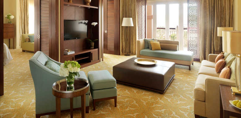 The Ritz-Carlton, Dubai, one bedroom ocean club suite