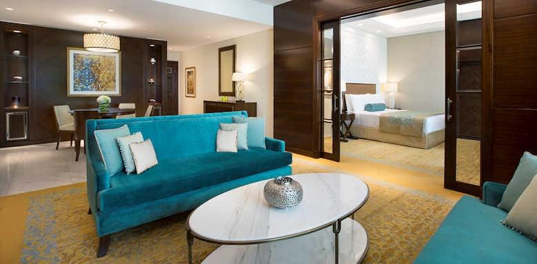 The Ritz-Carlton, Dubai, family suite