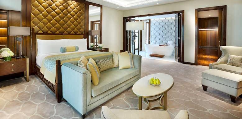 The Ritz-Carlton, Dubai, presidential suite