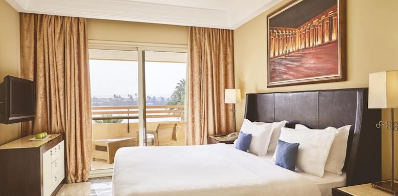 Steigenberger Achti Resort, superior bungalow nile view