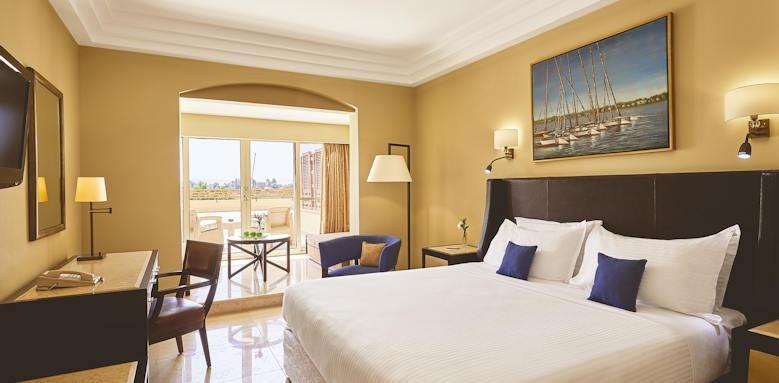 Steigenberger Achti Resort, deluxe room