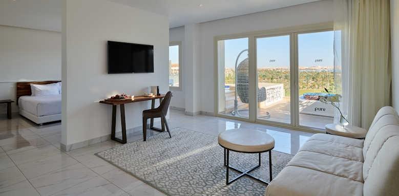 Steigenberger Pure Lifestyle, Penthouse Suite