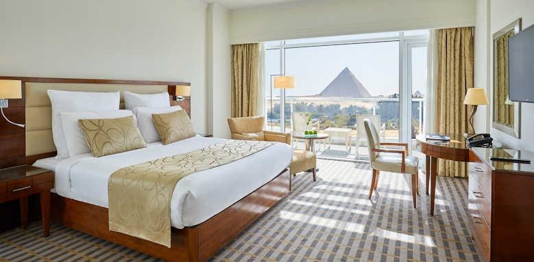 Steigenberger Cairo Pyramids Hotel, deluxe pyramid