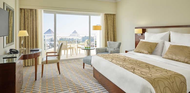 Steigenberger Cairo Pyramids Hotel, deluxe suite