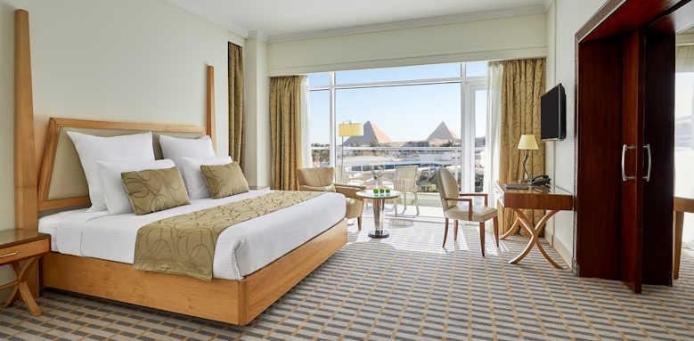 Steigenberger Cairo Pyramids Hotel, presidential suite