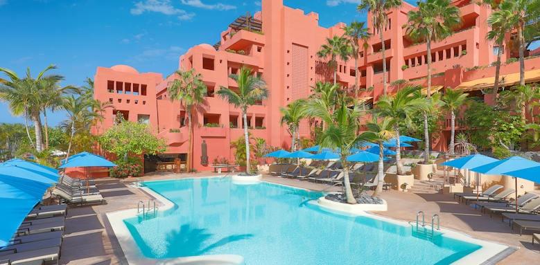 The Ritz-Carlton Abama, family suite
