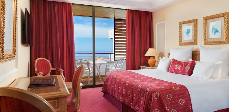Hotel Botanico, Double deluxe ocean view
