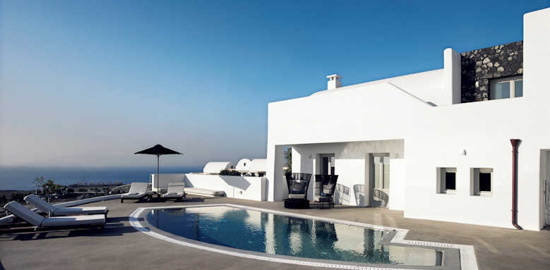 Santo Maris Oia Luxury Suites and Spa, Selini sunset villa with private pool