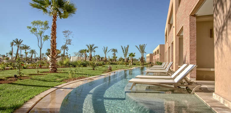Be Live Collection Marrakech, swim up room