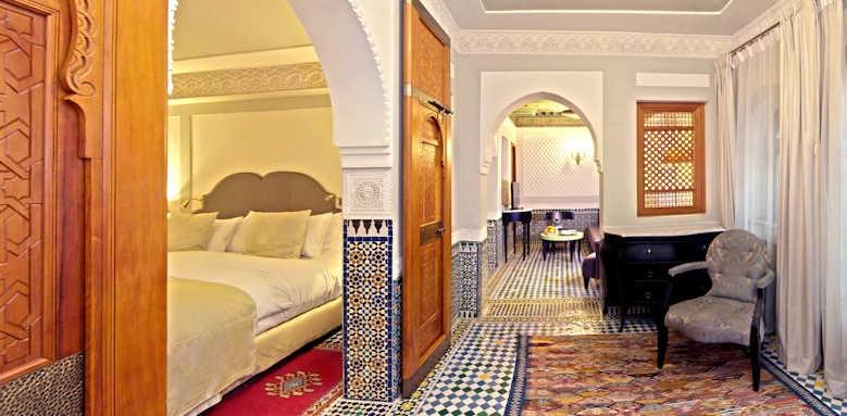 Palais Faraj, deluxe suite