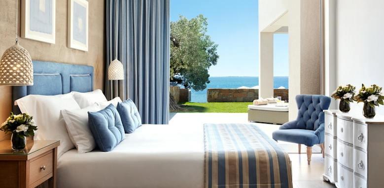 Ikos Olivia, bungalow suite beachfront