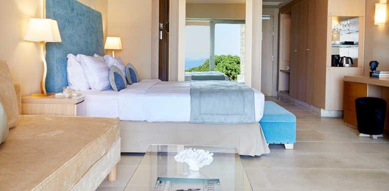 Daios Cove Luxury Resort & Villas, deluxe junior suite