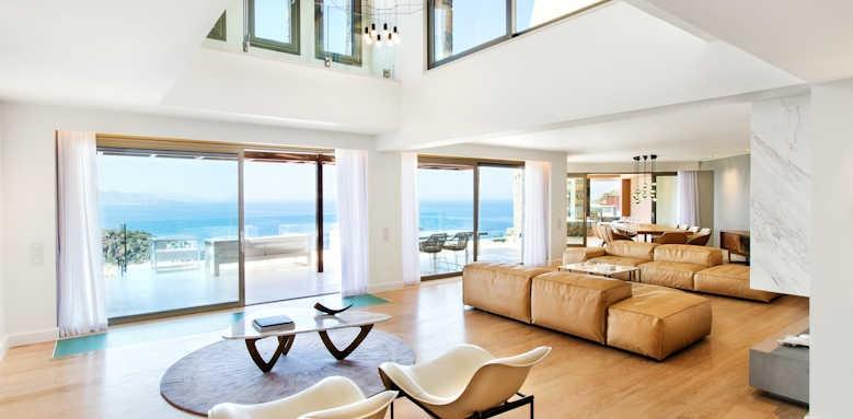 Daios Cove Luxury Resort & Villas, the mansion