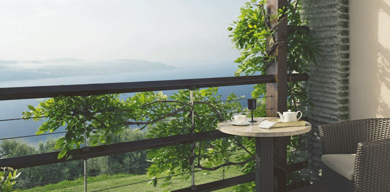 Lefay Resort & Spa Dolomiti, deluxe jr suite