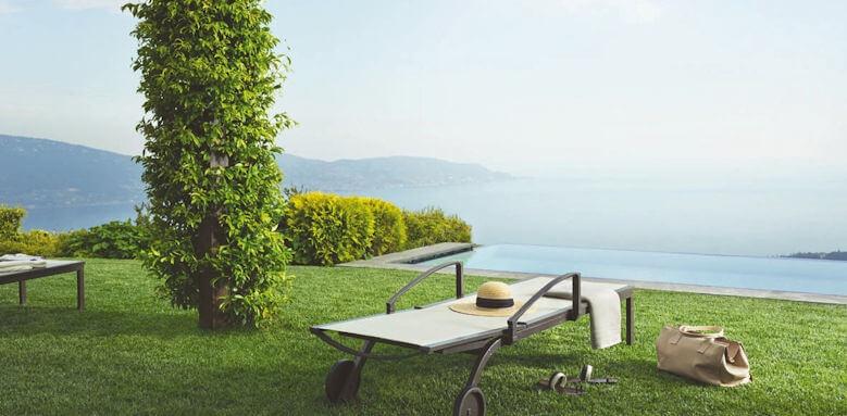 Lefay Resort & Spa Dolomiti, Royal pool suite